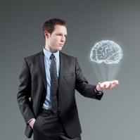 Businessman Brain Featured